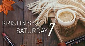 Kristin's Saturday 7 Fall
