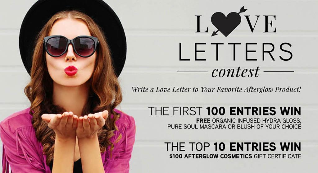 Love Letters Blog Contest
