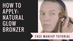 How to Apply Natural Glow Bronzer
