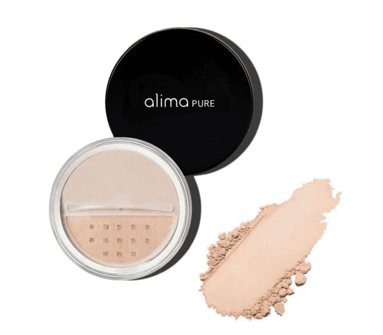 Alima Pure: Satin Matte Foundation