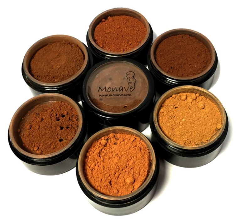 Monave Loose Mineral Foundation