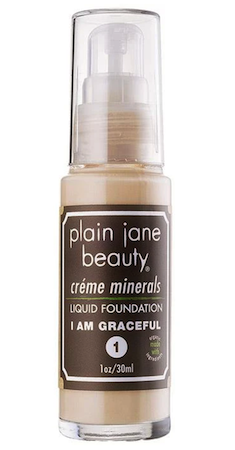 Plane Jane Creme Minerals Liquid Foundation
