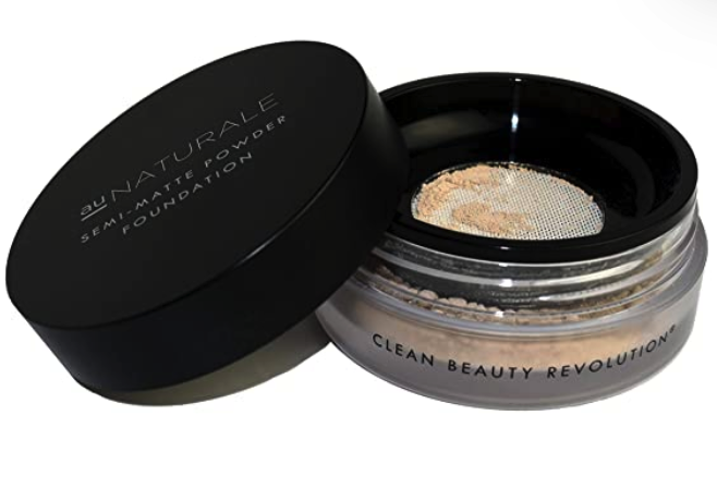 Au Naturale Semi - Matte Powder Foundation